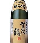 うまいもん屋おたべ 日本酒  本醸辛口 賀茂鶴 一合