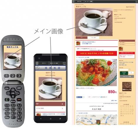 WEB55 ビジネスブログ メイン画像の登録