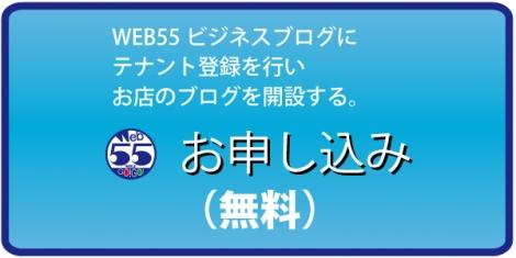 WEB55 ビジネスブログ ブログを開設(無料)