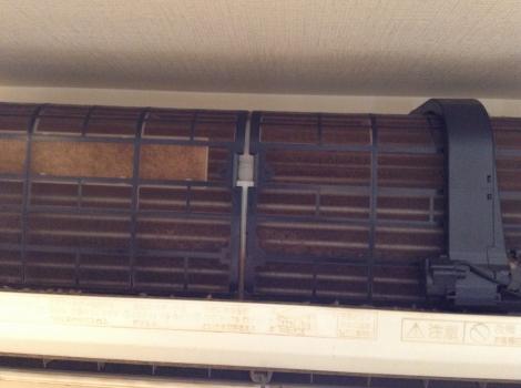 浜松おそうじハウス エアコンNational自動掃除フィルター1