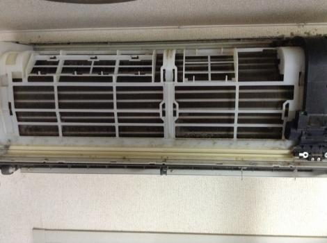 浜松おそうじハウス エアコンNational自動掃除全体