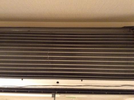 浜松おそうじハウス エアコン熱交換器3after
