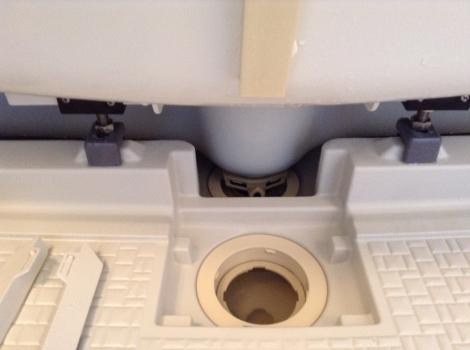 浜松おそうじハウス 浴室排水口4after