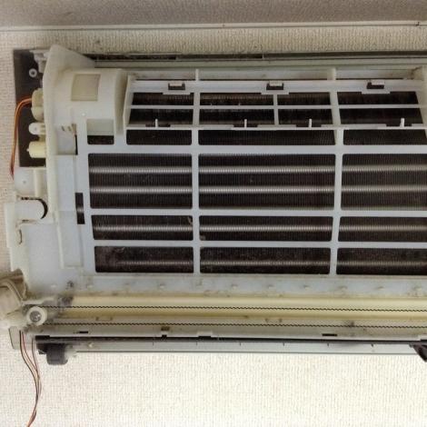 浜松おそうじハウス エアコン自動掃除付 シャープ・ナショナル