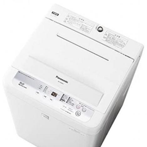 リサイクル & アウトレット はっぴー 【超美品】高級エディオンモデル♪ パナソニック 2016年製 5.0kg全自動洗濯機